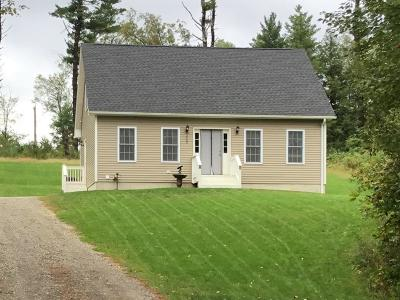 Ware Single Family Home For Sale: Lot V Coffey Hill