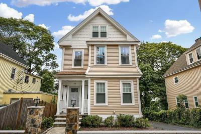 Condo/Townhouse Under Agreement: 74 Birch St #2