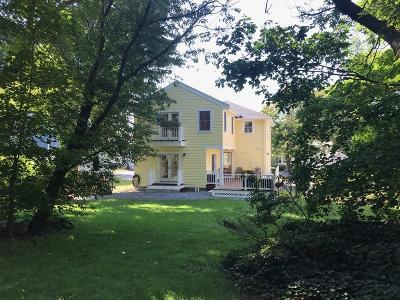 Arlington Single Family Home Under Agreement: 218 Wachusett Ave