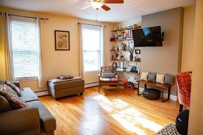 Somerville Condo/Townhouse Sold: 111 Heath St #1