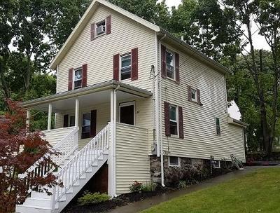 Woburn Single Family Home Under Agreement: 23 Ellis St