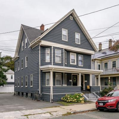 Medford Condo/Townhouse Under Agreement: 29 Manning Street #2
