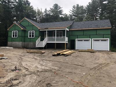 Taunton Single Family Home For Sale: Lot 3 Caswell