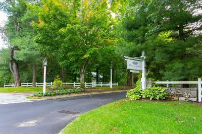 Sudbury Single Family Home Under Agreement: 161 Nobscot Road #161