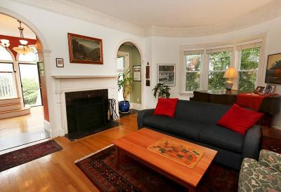 Condo/Townhouse Under Agreement: 337 Harvard St #3