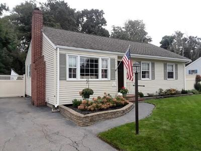 Avon Single Family Home For Sale: 40 Freeman Street