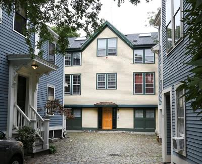 Cambridge Condo/Townhouse Under Agreement: 109 River St #2A