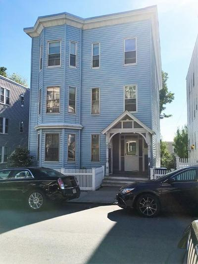 MA-Suffolk County Multi Family Home Price Changed: 70 Draper St