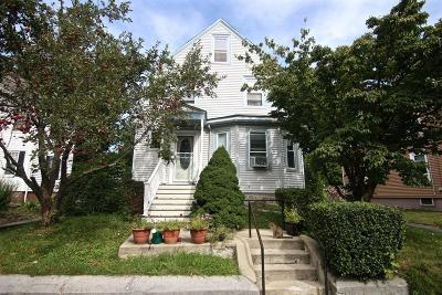 Saugus Single Family Home Under Agreement: 15 Emory Street