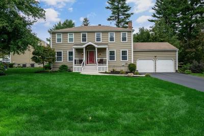 Framingham Single Family Home Under Agreement: 11 Sullivan Terrace