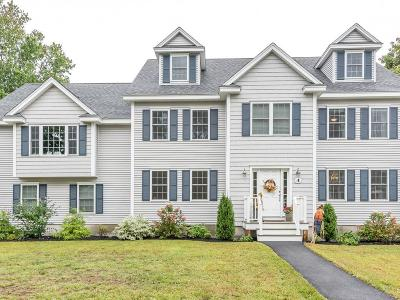 Billerica Single Family Home Under Agreement: 4 Pinegrove Ave