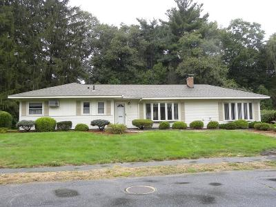 Natick Single Family Home For Sale: 35 Brookdale Rd