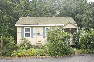 Wayland Single Family Home Under Agreement: 55 Woodland St