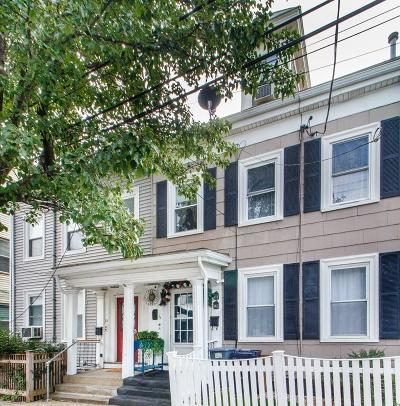 Cambridge Multi Family Home Under Agreement: 74 Spring Street