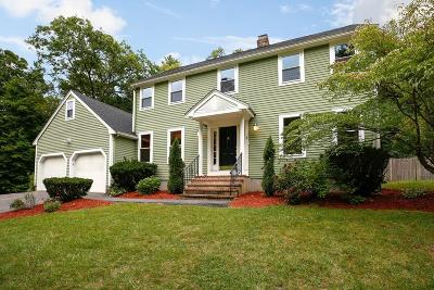 Mansfield Single Family Home For Sale: 2 Claire Ave