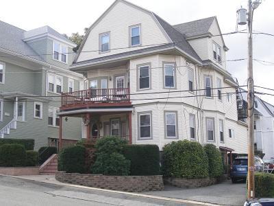 Medford Multi Family Home Contingent: 7 University Avenue