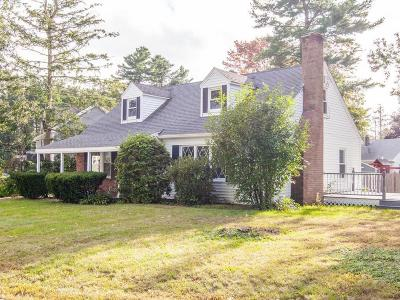 Wilmington Single Family Home Sold: 11 Hathaway Rd