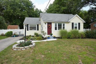 Abington Single Family Home Under Agreement: 680 Summer