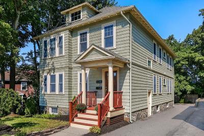 Condo/Townhouse Under Agreement: 107 Saint Rose St #1