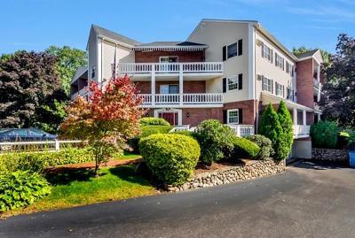 Watertown Condo/Townhouse Under Agreement: 111 Pleasant St #21