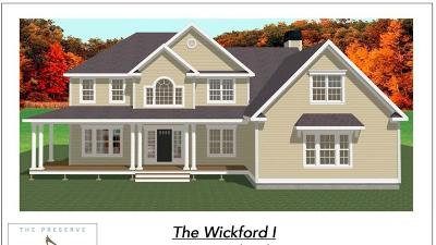 Wrentham Single Family Home Under Agreement: Lot 9 Lafayette