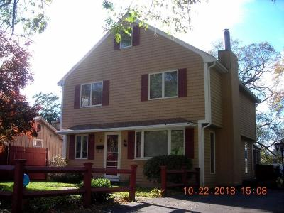 Gloucester Single Family Home Under Agreement: 7 Sawyer Ave