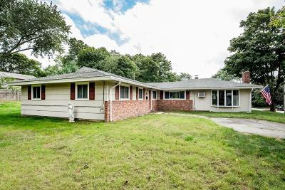 Peabody Single Family Home For Sale: 11 Pontiac Rd
