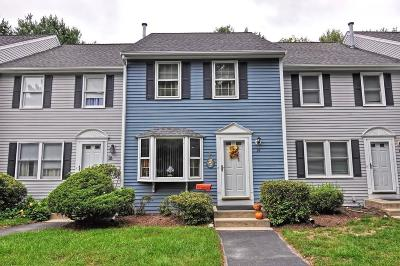 Norton MA Condo/Townhouse Under Agreement: $234,900