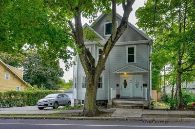 Arlington Condo/Townhouse Sold: 65-67 Paul Revere Road #1