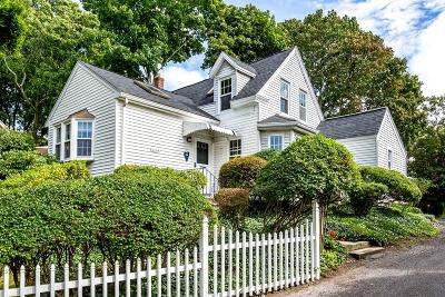 Quincy Single Family Home Under Agreement: 18 Rustic Pl
