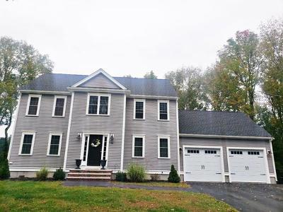 West Bridgewater Single Family Home For Sale: 188 South St