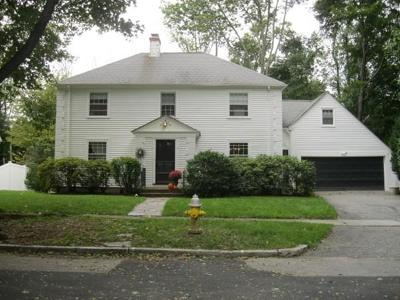 Worcester Single Family Home For Sale: 19 Denison Rd.