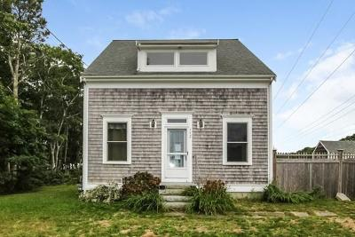 Harwich Single Family Home Price Changed: 752 Depot St