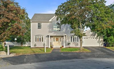 Braintree Single Family Home Under Agreement: 9 Reservoir Cir