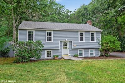 Falmouth MA Single Family Home Under Agreement: $329,000