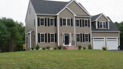 Middleboro Single Family Home For Sale: Lot 3 Gateway Lane