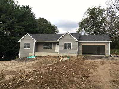 Belchertown Single Family Home Price Changed: Lot 1 Franklin Street