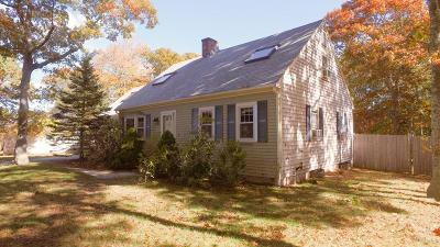Falmouth MA Single Family Home Contingent: $419,900