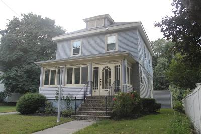 Franklin Single Family Home For Sale: 40 Marvin Ave