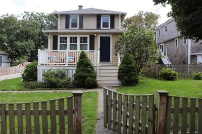 Scituate Single Family Home For Sale: 88 Turner Road