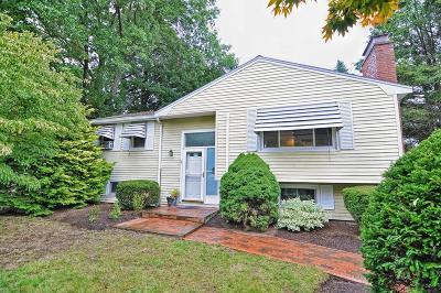 Framingham Single Family Home Under Agreement: 5 Brigati Terrace
