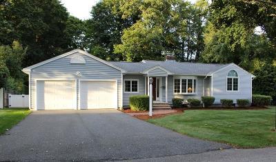 Framingham Single Family Home Under Agreement: 17 Bexley