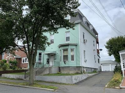 Revere Multi Family Home Under Agreement: 135 Prospect Ave