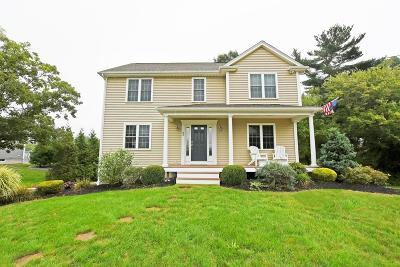 Rehoboth Single Family Home For Sale: 82 Almeida Rd