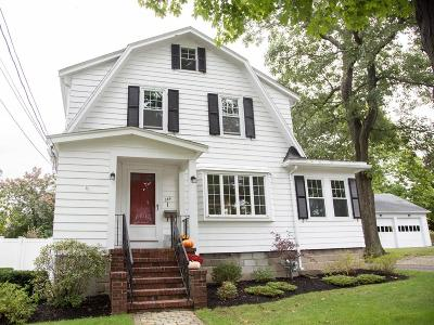 Braintree Single Family Home Under Agreement: 289 Tremont St