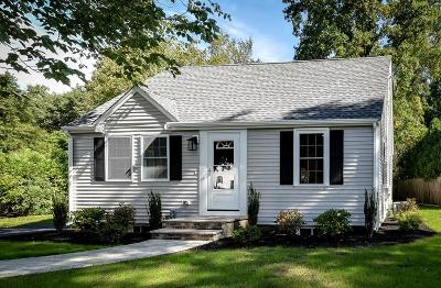 Natick Single Family Home Price Changed: 21 Manor Ave
