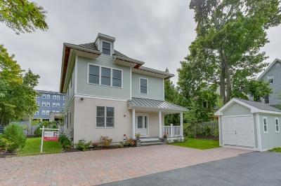 Cambridge, Somerville Condo/Townhouse For Sale: 35-R Lexington Ave #2