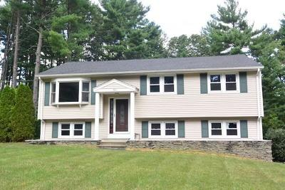 Billerica Single Family Home For Sale: 4 Weathervane Rd