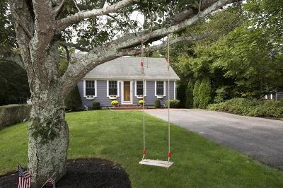 Scituate Single Family Home Under Agreement: 170 Booth Hill Rd