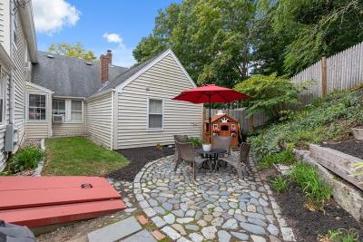 Hingham Single Family Home For Sale: 1 Fort Hill #1
